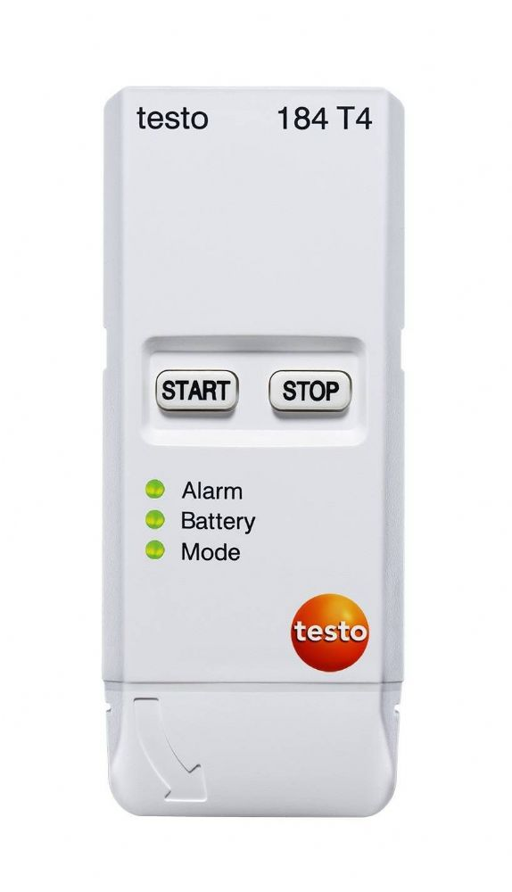 Testo 184 T4 - Temperature Data Logger